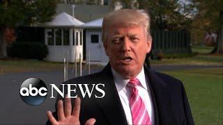 Trump defends Roy Moore