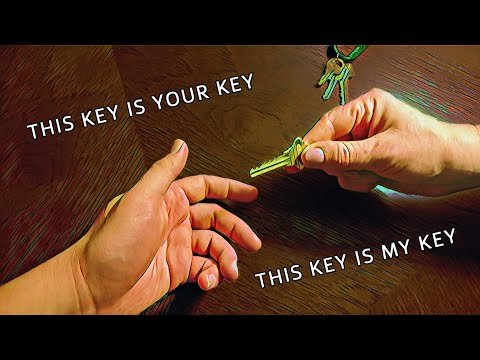 Howard Payne & Deviant Ollam  - This Key is Your Key, This Key is My Key