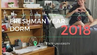 College Move In Vlog 2018- Freshman Year!! Ball State University