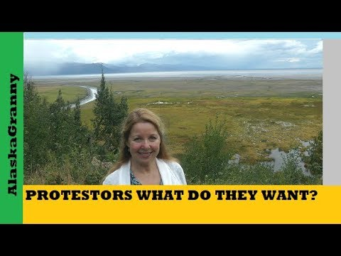 Protesters Demonstrators -What They Want