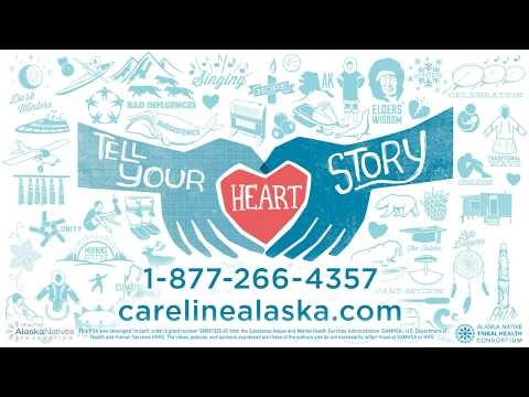 Tell Your Heart Story suicide prevention PSA