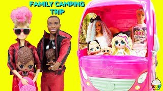 LOL Thrilla Family 80s BB Family Camping Trip Big Foot Scare