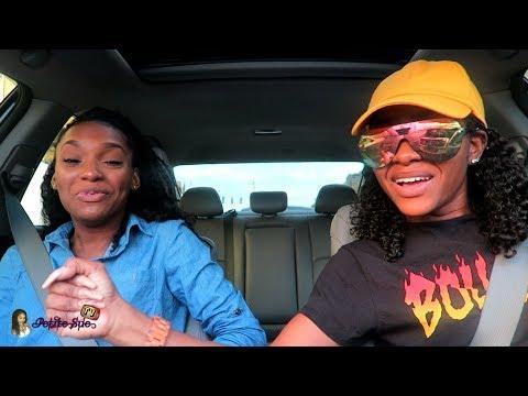 Car Karaoke | Ackee Village  | Vlog #22