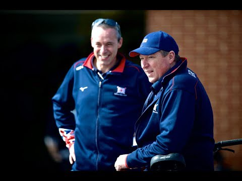 Brendan Purcell's first interview as British Rowing Director of Performance