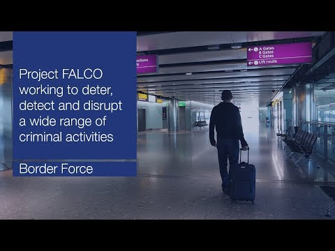 Border Force Project FALCO extended