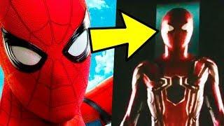 Spider man Homecoming 7 Cosas Que No Viste Curiosidades Referencias Y Escenas Post creditos