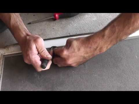 How To Replace A Door Or Window Screen - Re-screen Fun For The Whole Family!