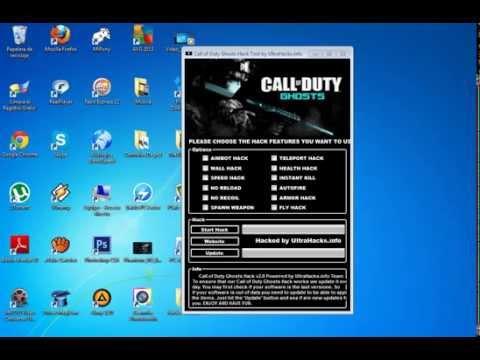 Hack de Call of Duty Ghost !!