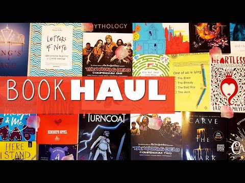 Jan & Feb Book Haul
