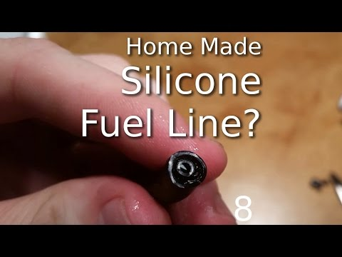 Results - Home Made Silicone Fuel Line?