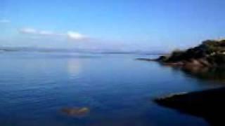 Un dimanche au bord de mer presqu