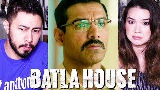 BATLA HOUSE | John Abraham | Trailer Reaction | Mrunal Thakur, Nikkhil Advani | Jaby, Achara