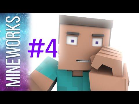 Realistic Minecraft Series - #SEARL Ep 4 - Steve's Excellent Adventures: Real Life [Steve Dies]
