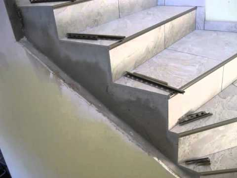 Staircase tiling