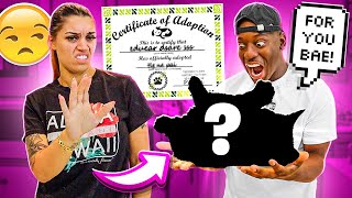 SURPRISING MY WIFE WITH A NEW PET **SHE DON'T LIKE IT**