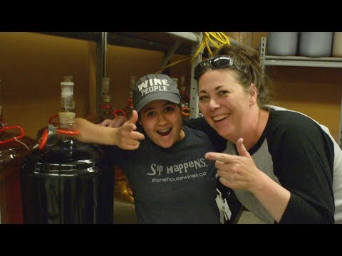 Culturally Deaf winemaker makes big impact in first job