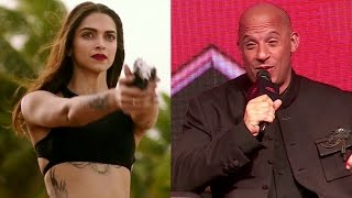 Vin Diesel On Deepika Padukone's Indian Accent in xXx: The Return of Xander Cage Movie