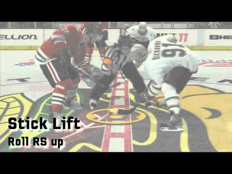 NHL Tips 11:  Learn how to Dominate in the Faceoff Circle