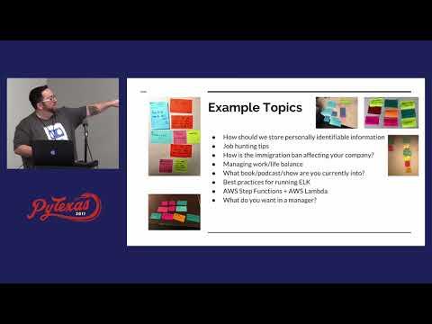 Adam Glenn - Coffee, Code, and Community (PyTexas 2017)