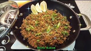 Keema Karahi قیمہ کڑاہی / Cook With Saima