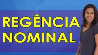 Português para Concursos - Regência Nominal