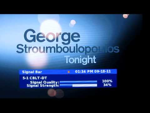 Free George Stroumboulopouios on CBC High Definition HDTV Over the Air OTA Digital  indoor antenna