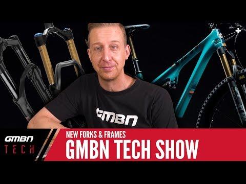 New Suspension Tech, Yeti & Beti Mountain Bike Frames | GMBN Tech Show Ep. 15