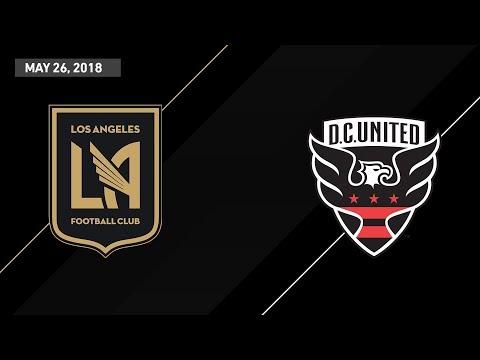 HIGHLIGHTS: Los Angeles FC vs D.C. United | May 26, 2018