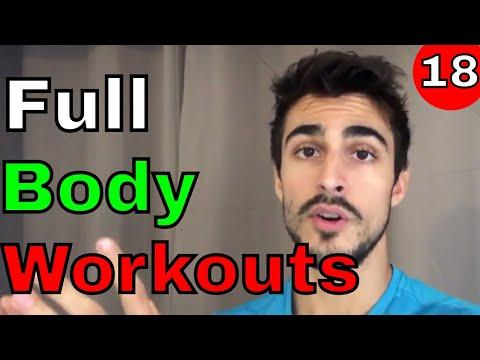 Full Body Workouts vs Split Training for MASS