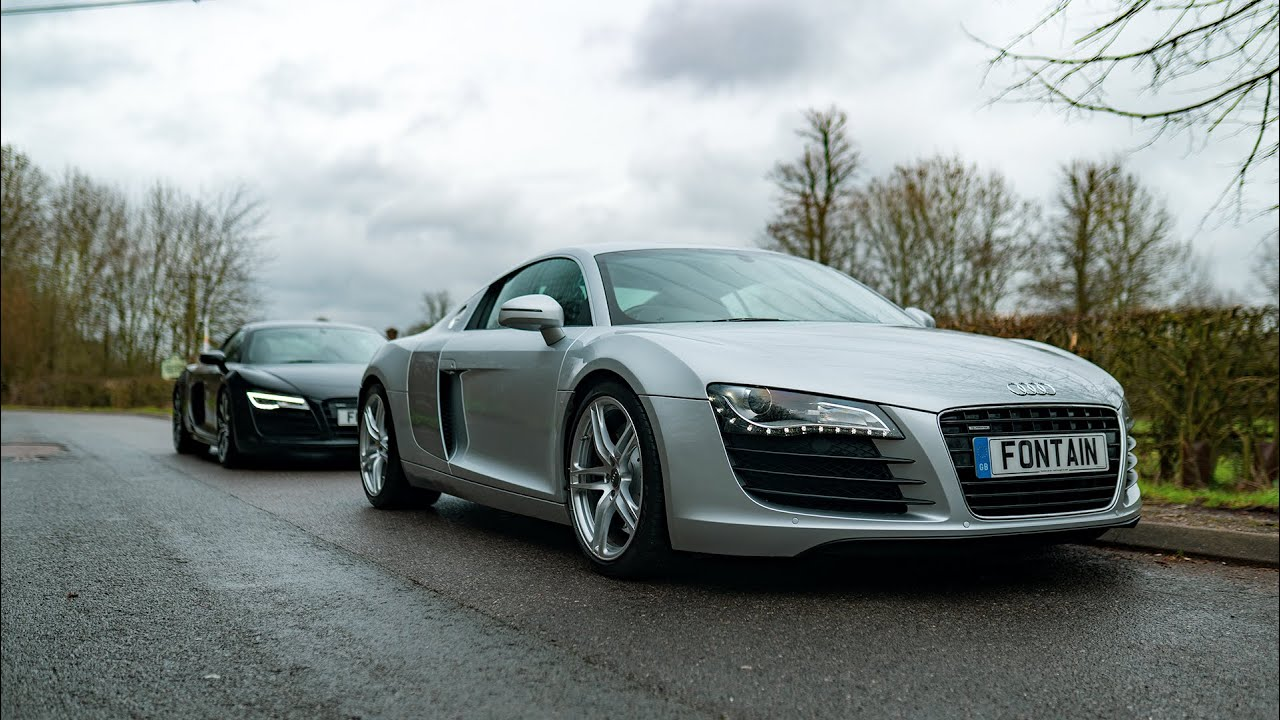 Audi R8 Mk1 Buyers Guide by Fontain Motors - IMPORTANT info to know!