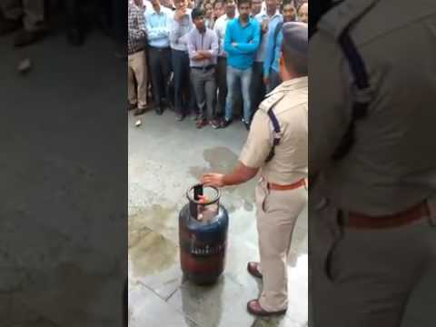 Safety tips to follow during domestic LPG cylinder leakage