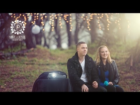 MOST romantic Disney proposal video EVER!!!