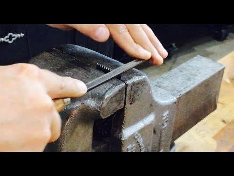 Multi Tool Oscillating Tool Blade Sharpening