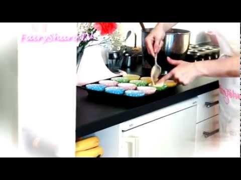Vanilla Fairy cakes