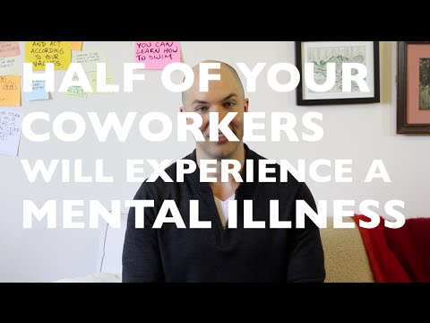 Talking About Mental Illness at Work