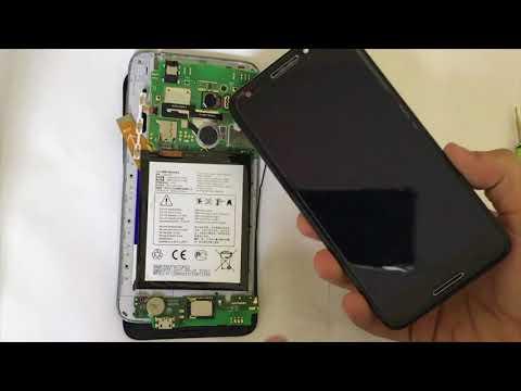T-Mobile Revvl - How to Take Apart & Replace LCD Glass Screen Replacement