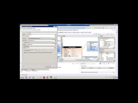 SAP HANA Training How Creating Calculation View with Cube option (Trainer Varma )