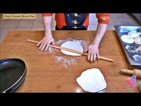 lavash bread recipe easy homemade