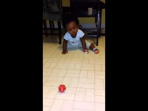 Boy boy crawl forward