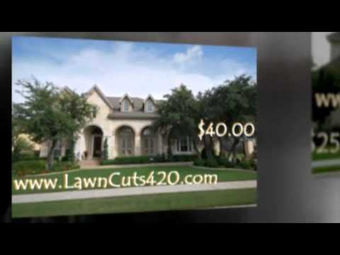 Lawn Care Service Pflugerville & Wells Branch Texas 512-627-0778