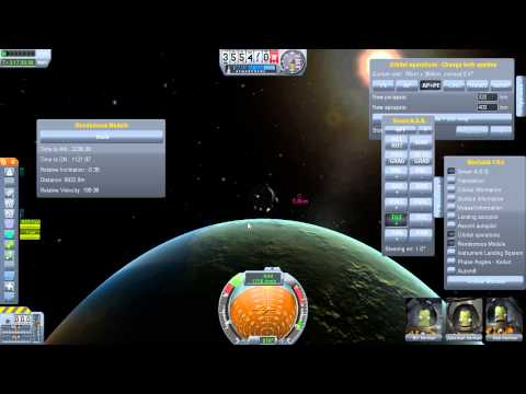 Kerbal Space Program: Orbital Rendezvous Tutorial