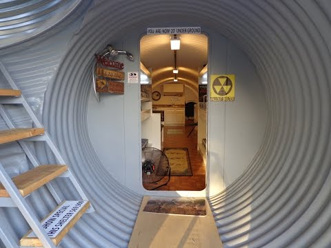 Survival Bunkers and What They Won't Tell You
