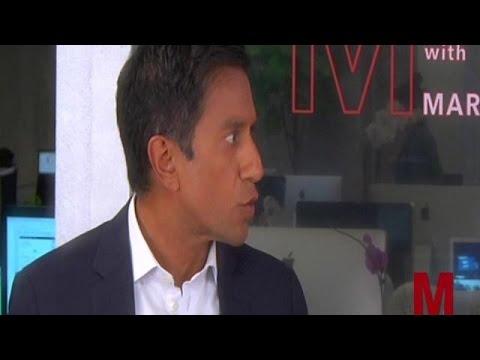 Marlo Thomas interviews Dr. Gupta