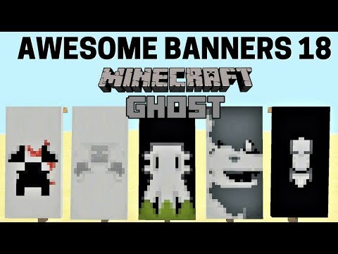 ✔ 5 AWESOME MINECRAFT BANNER DESIGNS WITH TUTORIAL! #18