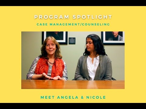 Meet Angela & Nicole - CHN Case Management & Counseling Spotlight
