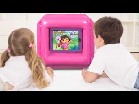 Dora the Explorer™ Inflatable Play Cube for iPad® with App