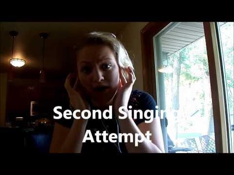 Abby Tries to Speech Jam
