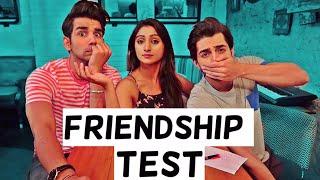 Friendship Test | Rimorav Vlogs