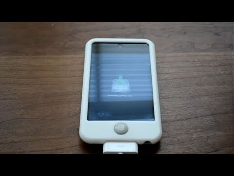 Animated Boot Logo for iPhone 4, iPod touch 4G and iPad On iOS 4.3.1 Using redsn0w 0.9.6rc12