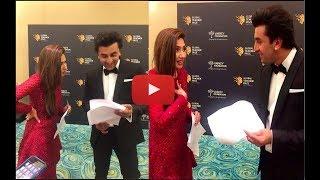 Mahira Khan & Ranbir Kapoor - Full Old Video